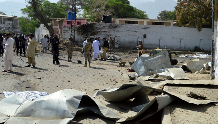 Pakistan bombings: Nine more succumb to injuries as toll mounts to 63