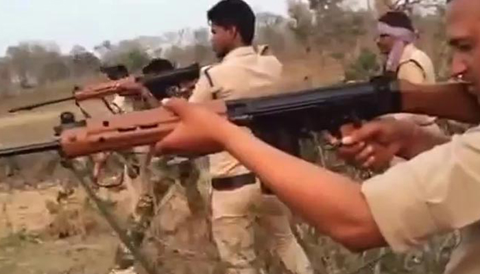 Police officer suffers injuries in gun battle with Maoists in Chhattisgarh