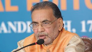 Union Minister accuses Congress of provoking Madhya Pradesh farmers