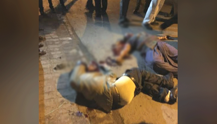 Three of a family shot dead in UPs Sitapur; Police laxity exposed