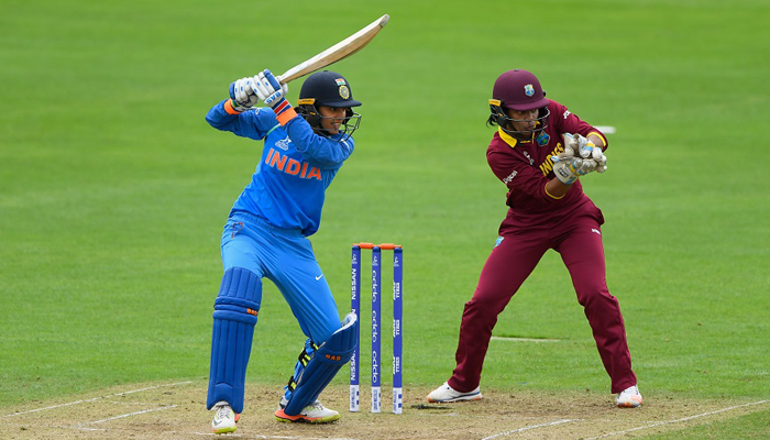 ICC Womens World Cup: India outperforms West Indies; wins by 7-wickets