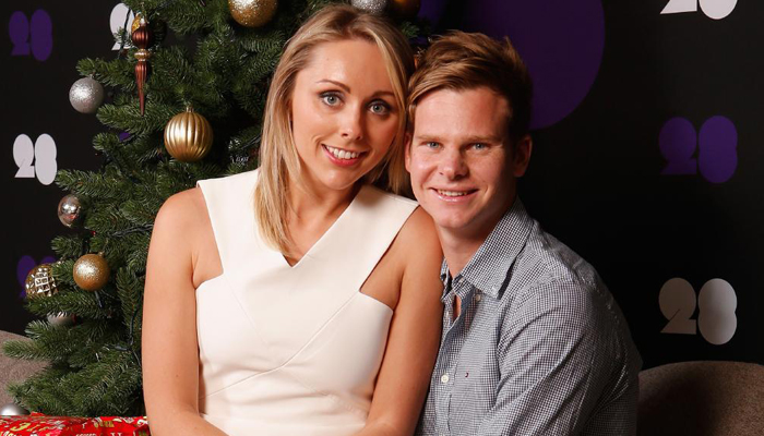 Steve Smith gets engaged with Dani Willis; shares photograph
