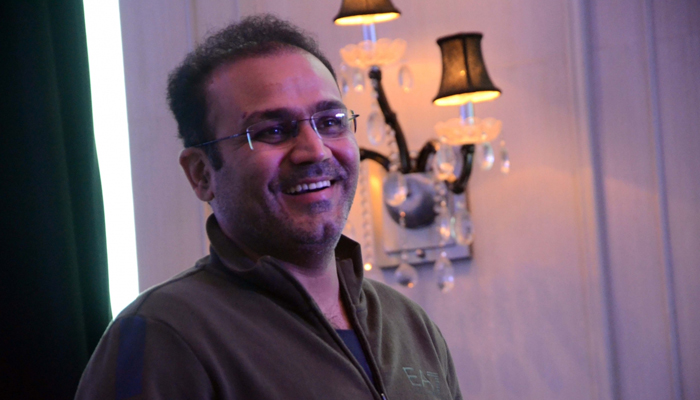 Virender Sehwag refuses to comment on Indian team coach issue