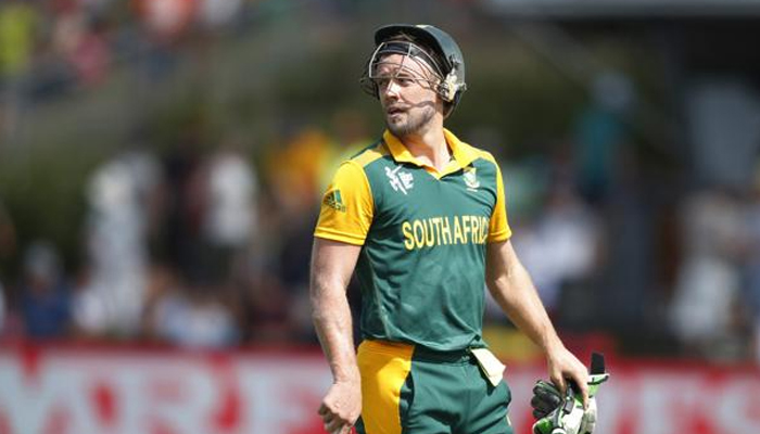 AB de Villiers says sorry after S. Africas early exit