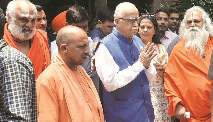 Babri demolition case: Advani, Joshi exempted from daily appearance