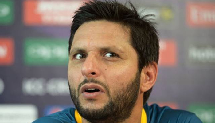 Afridi finds Pakistan as serious contender for 2019 WC