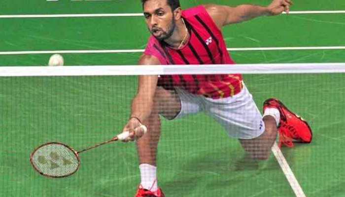 Indonesia Open: Srikanth, Prannoy advance, Praneeth out