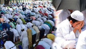 PHOTOS   People in Lucknow celebrates Eid with zeal