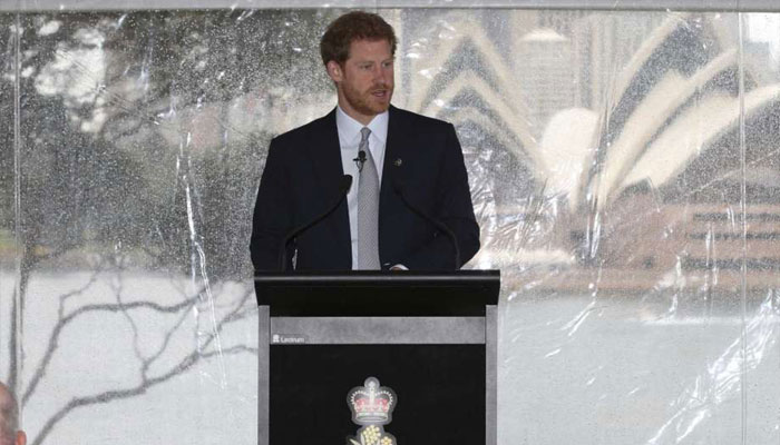 Prince Harry pays tribute to Australians killed in London attacks