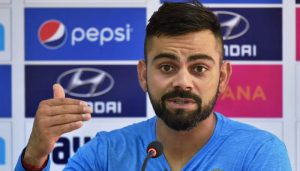 CT-2017: Be ruthless and finish games off, skipper Kohli's message to team