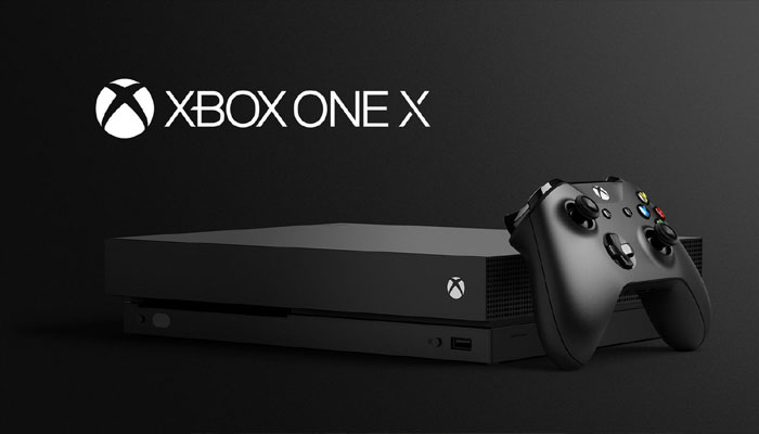 Microsoft launches new Xbox One X game console