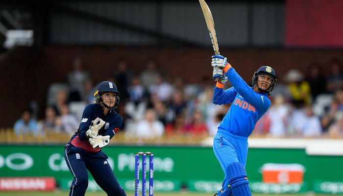 Womens World Cup: India thumps England by 35 runs