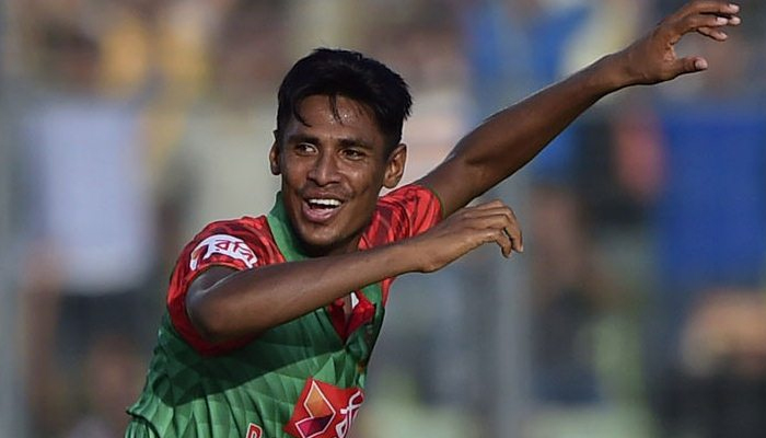 Mustafizur hoping his off-cutters come good against India