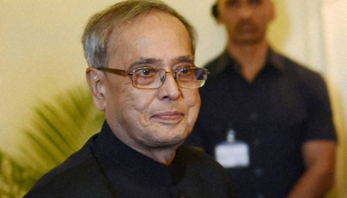 My book is account of political drama seen by an individual: Pranab