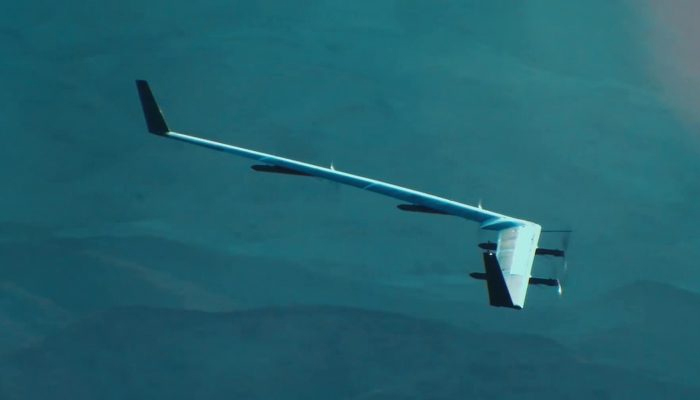 Facebooks Internet drone Aquila rises in the sky, completes second test