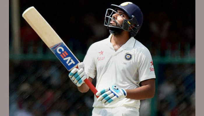Whom will Rohit Sharma replace if returns to Test Cricket?