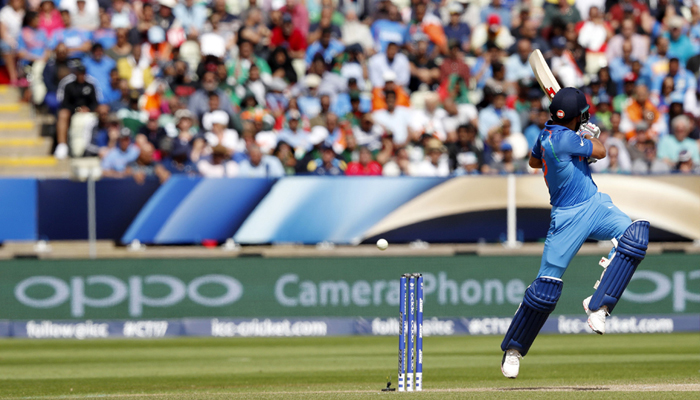 India smashes Bangladesh to book CT 2017 finals against Pakistan