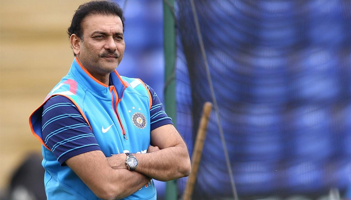 Shastri applies for Indian teams coach job, becomes sixth applicant