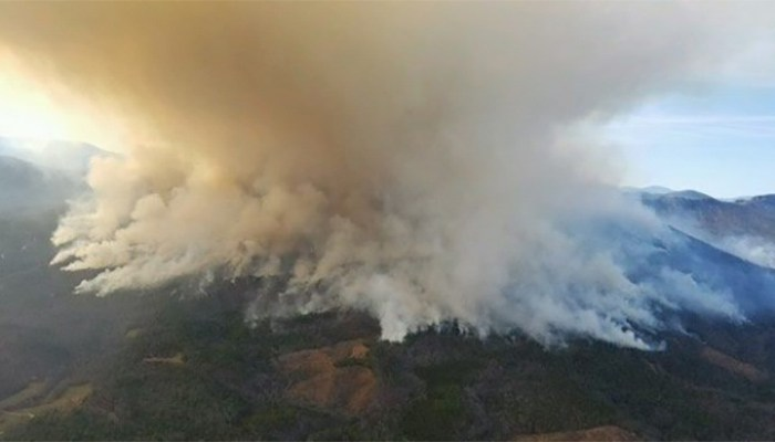 NASA: Wildfire smoke may be worse for climate than thought