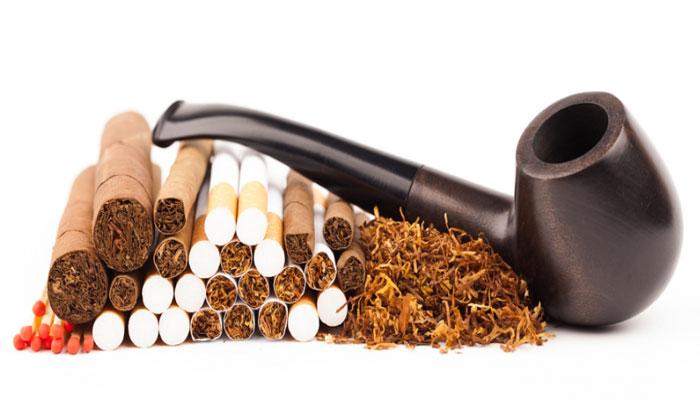 J-K forms panel for implementation of tobacco control programme