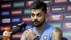 Kohli urges team not to be content with home success