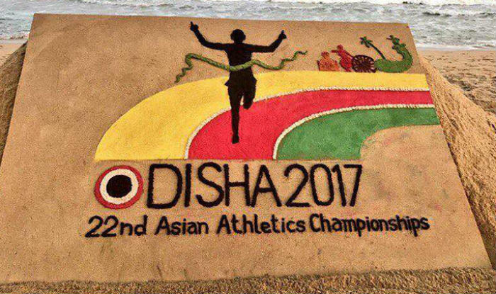 India wins four gold medals in Asian Athletics Championships