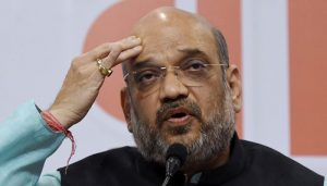 Amit Shah in legal trouble over 'illegal' meeting at Goa airport