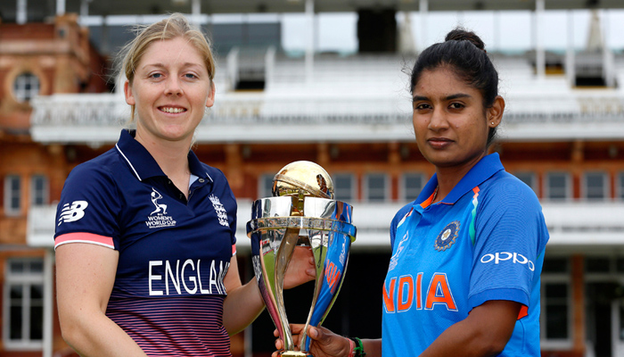 ICC Womens World Cup Final: England wins toss; India to bowl