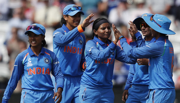 WWC Final: Struggling England sets 229-run target for India