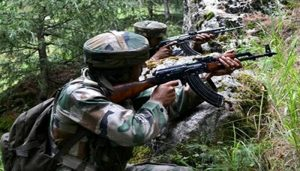 Pak shells forward posts along Line of Control in Rajouri