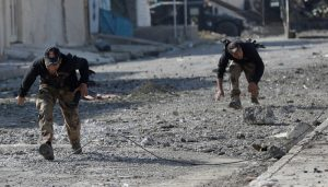 Two journalists killed in gunfight between IS and Iraqi forces