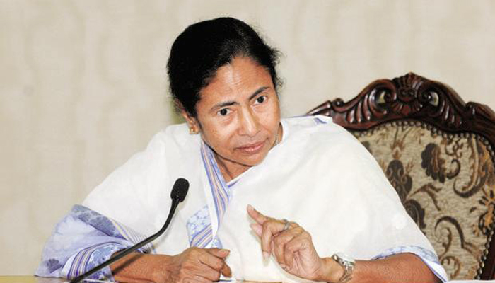 Mamata Banerjee alleges paid media carries sting on opposition parties