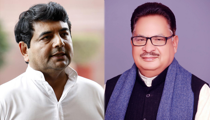 Congress names PL Punia, RPN Singh as in-charges of Chhattisgarh, Jharkhand