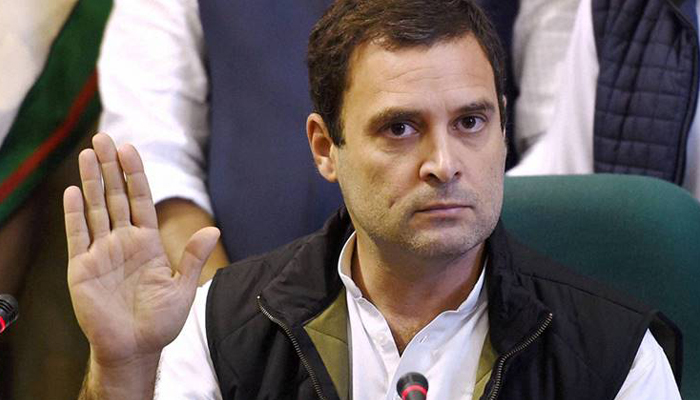 India is angry, Modi failed to create employment: Rahul