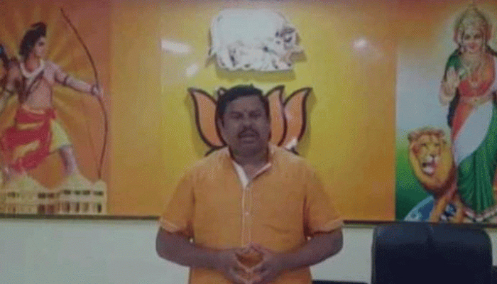 BJP leader appeals WB Hindus to take inspiration from Gujarat riots