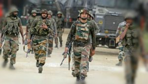 Indian Army guns down two Hizbul terrorists, recovers ammunition