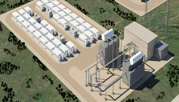 Tesla to install worlds largest lithium ion battery
