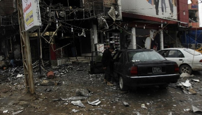 At least 5 killed in IS attack in Iraqs Kirkuk
