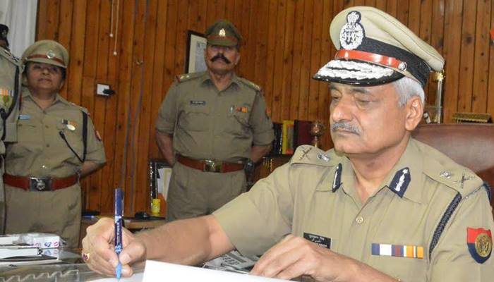 UP DGP Interview: Twitter, FB or Whatsapp cannot control crime but 'danda' can