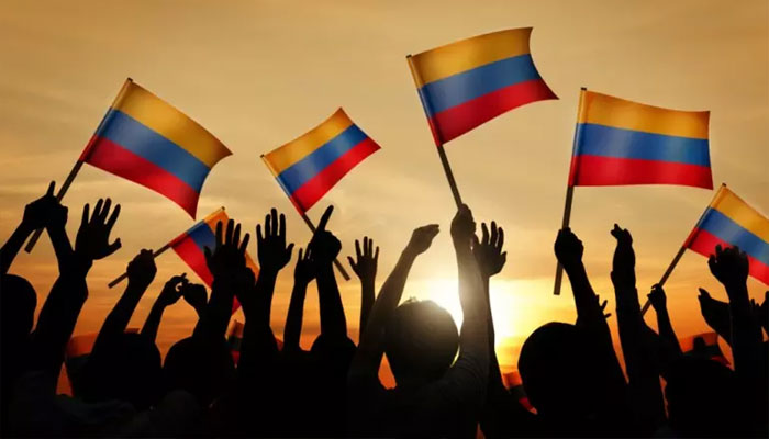 Colombia marks 207th independence day