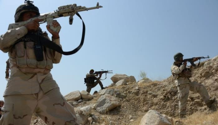 Afghan Army guns down 56 terrorists in security operations