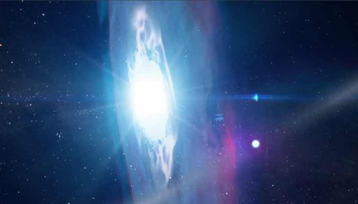 Galaxy 1,000 times brighter than Milky Way discovered