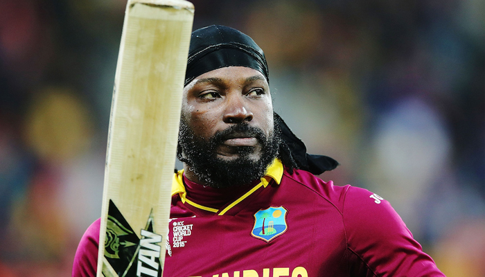Chris Gayle recalled, West Indies team for one-off T20 announced