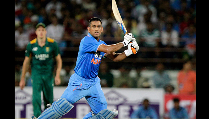Dhoni still good enough to play 2019 World Cup, feels childhood coach