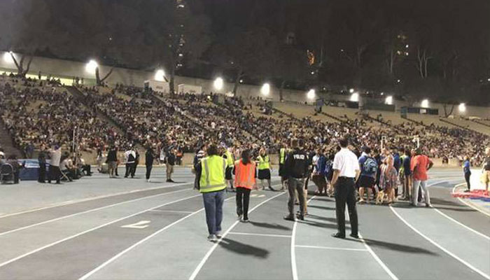 Bomb threat prompts evacuation in University of California at Los Angeles