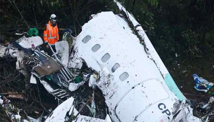 Six killed as small plane crashes inMidwest US state of Wisconsin