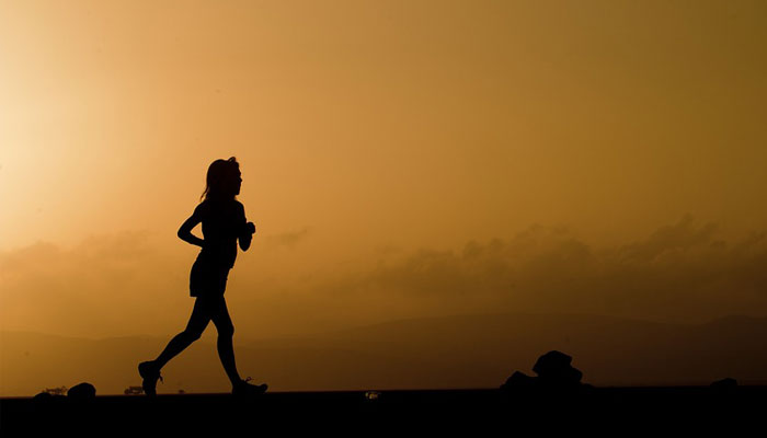 A minute's running daily may boost bone health