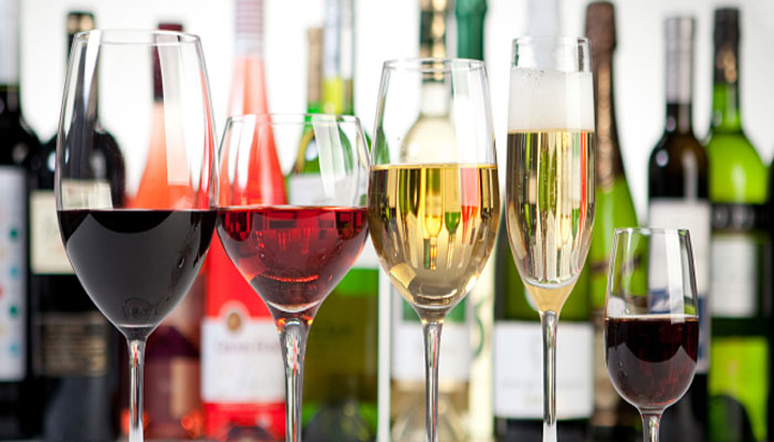 For wine lovers   Alcohol heightens brain memory