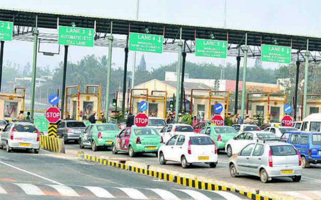 Vehicle entry toll to continue on state borders: Centre