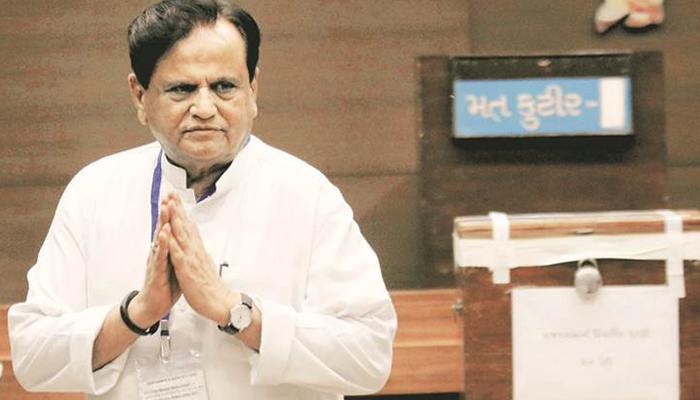 Modi ruined Gujarat, now hes ruining country: Ahmed Patel